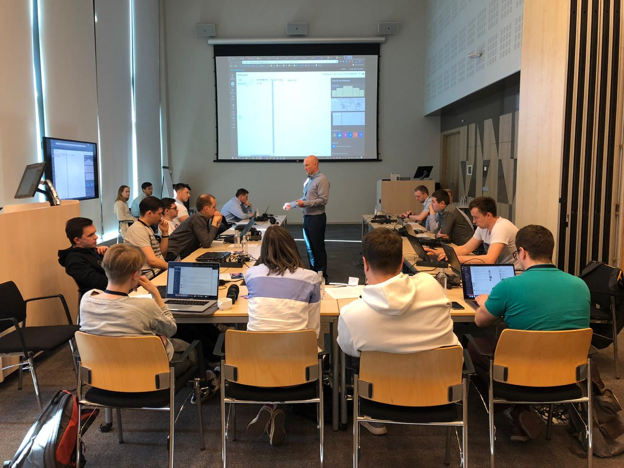 Beltel Datanomics at Data & AI Acceleration Workshop